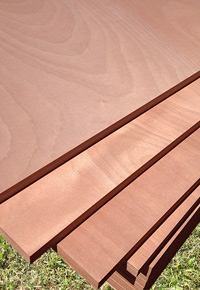 Bruynzeel Okoume Gaboon Marine Grade Plywood