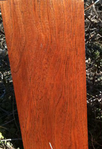 Flat sawn Utile