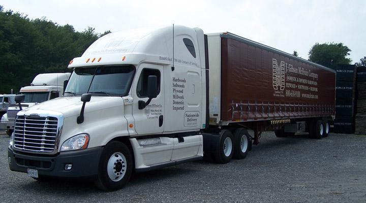 mcilvain delivery trucks